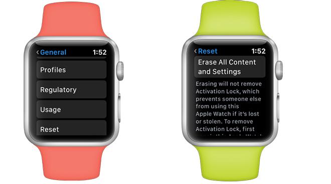Cách cài đặt lại đồng hồ Apple Watch siêu dễ dàng - 2