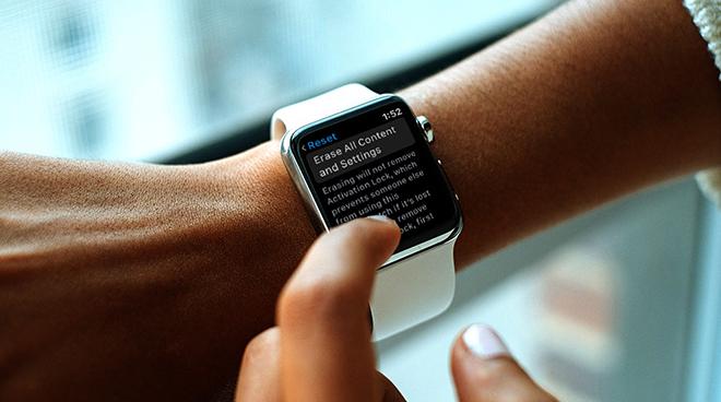 Cách cài đặt lại đồng hồ Apple Watch siêu dễ dàng - 1