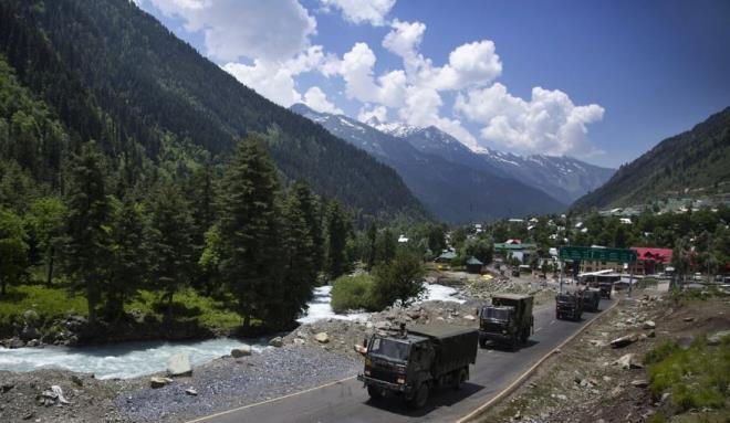 Ấn Độ trước nguy cơ rơi vào xung đột với cả Trung Quốc và Pakistan - 2